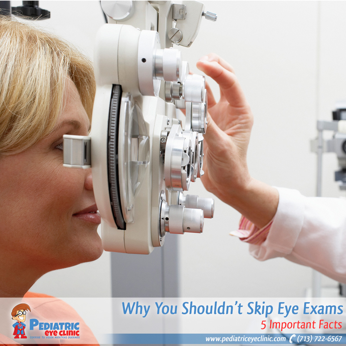 25 Pediatric Optometrist in Houston