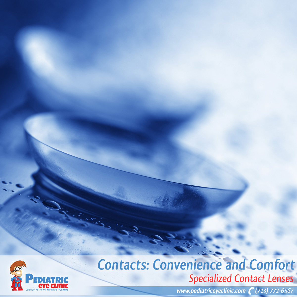19 Specialized Contact Lenses