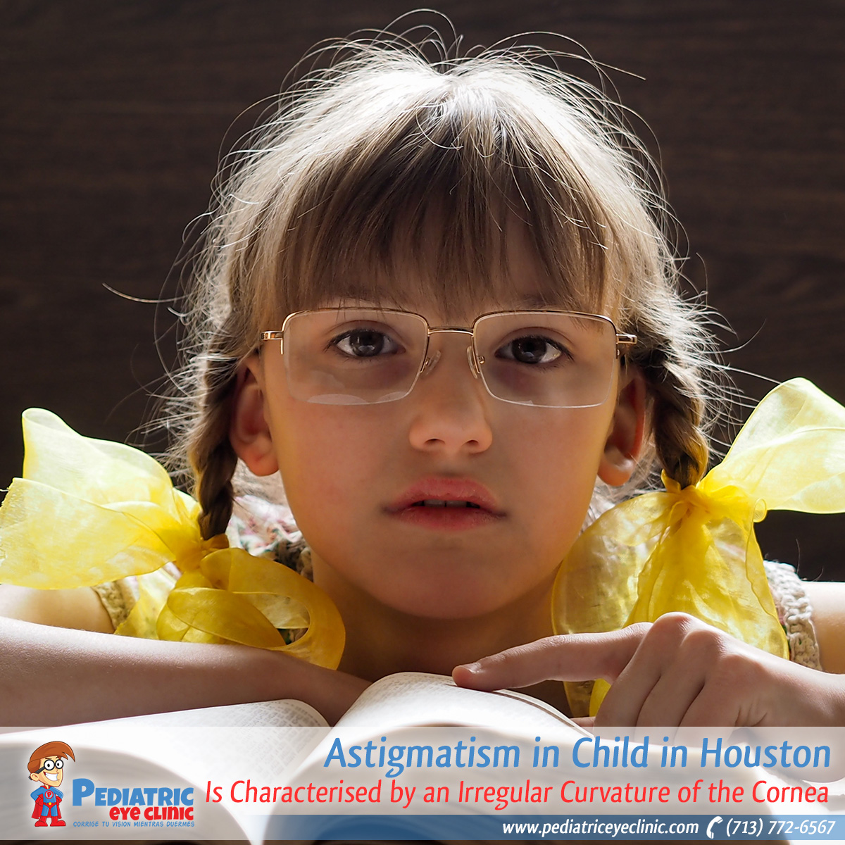 090916 Pediatric Optometry in Houston