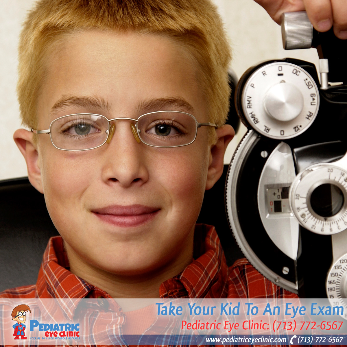 09 Pediatric Optometry in Houston