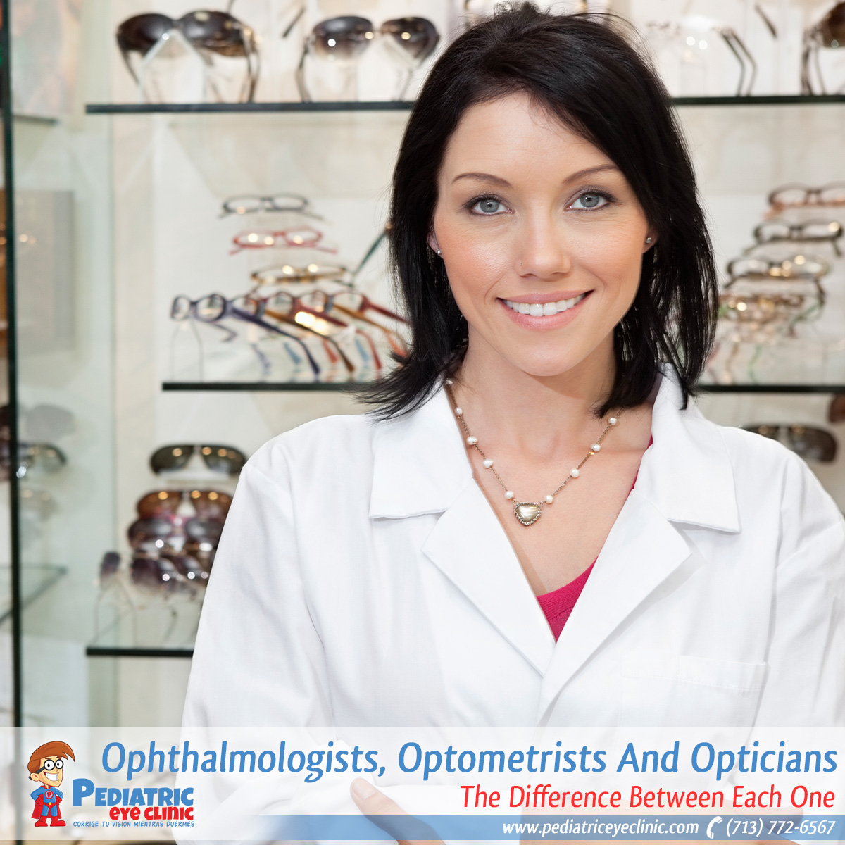 130416 Orthokeratology Doctor in Houston