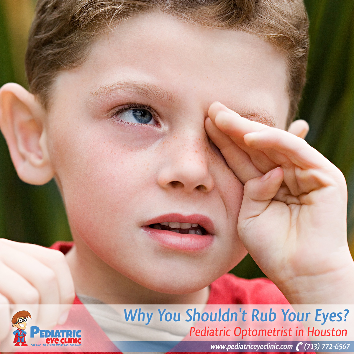 07 Pediatric Optometrist in Houston