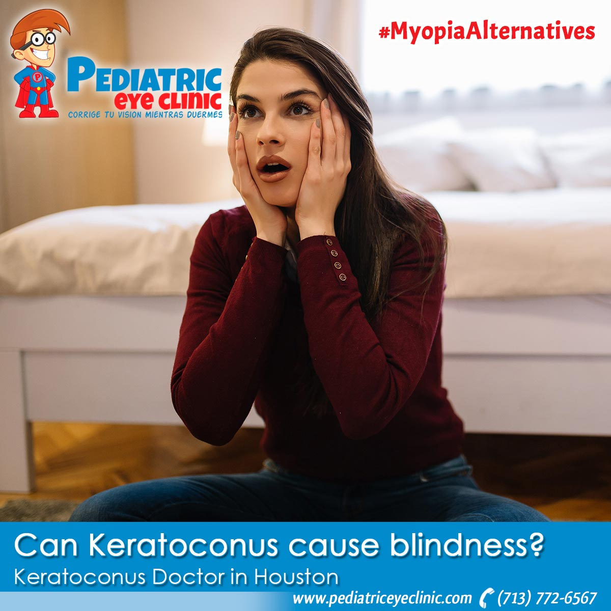 15 Keratoconus Doctor in Houston
