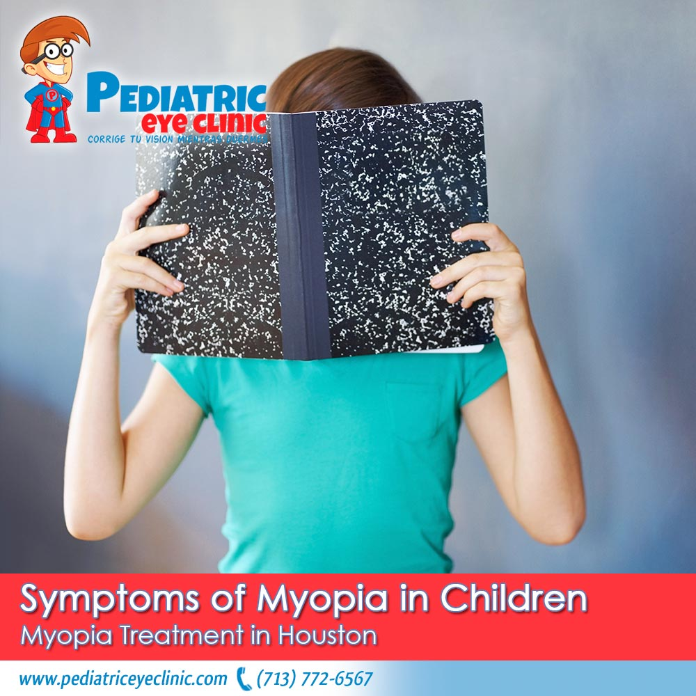 11 Myopia Treatment in Houston